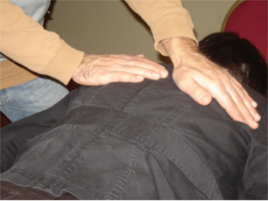 Reiki Hands on